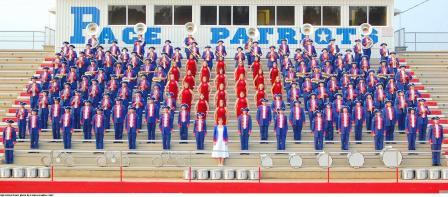 Pace High School Band